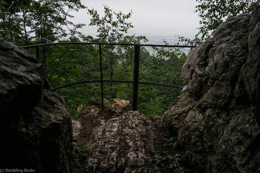 Aussichtsplattform Elfenstein