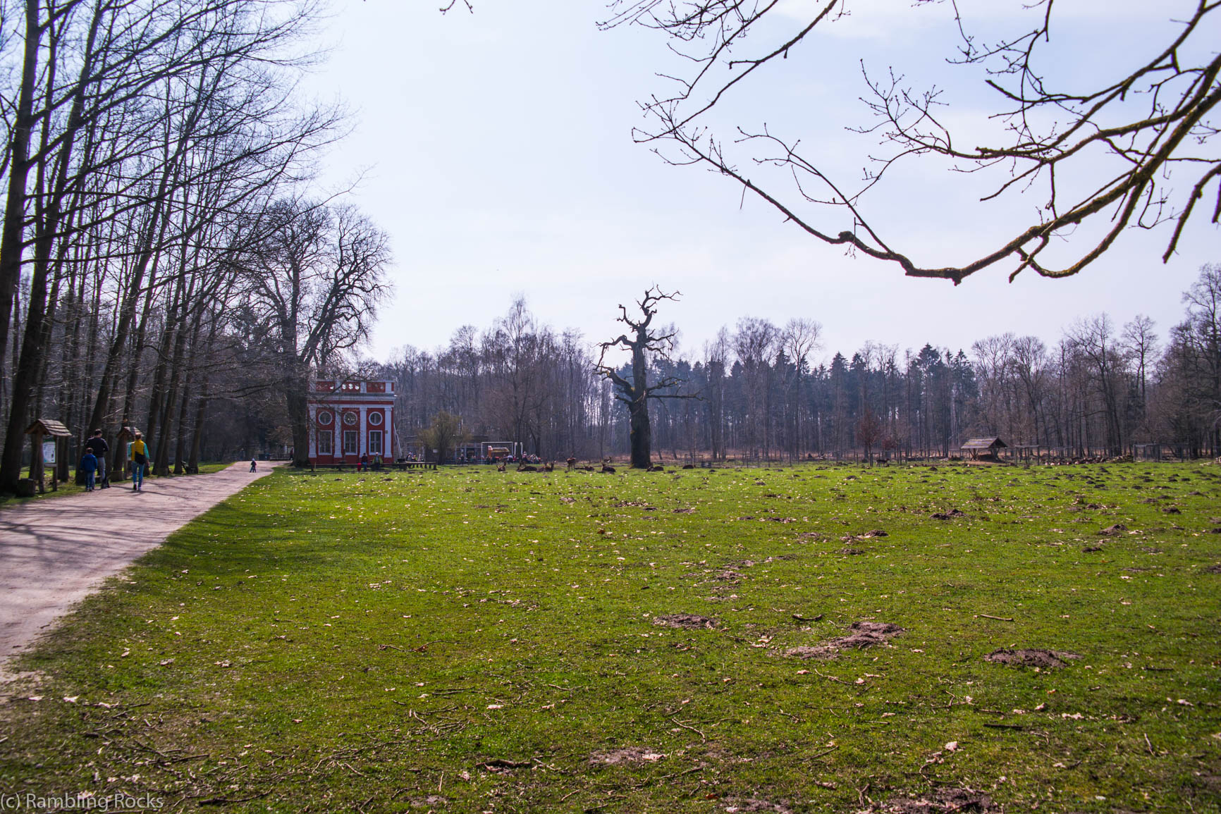 barocke Pavillon