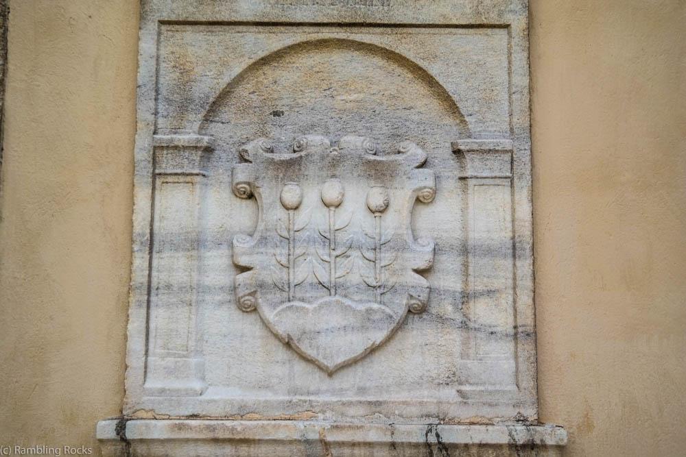 Mohn Wappen