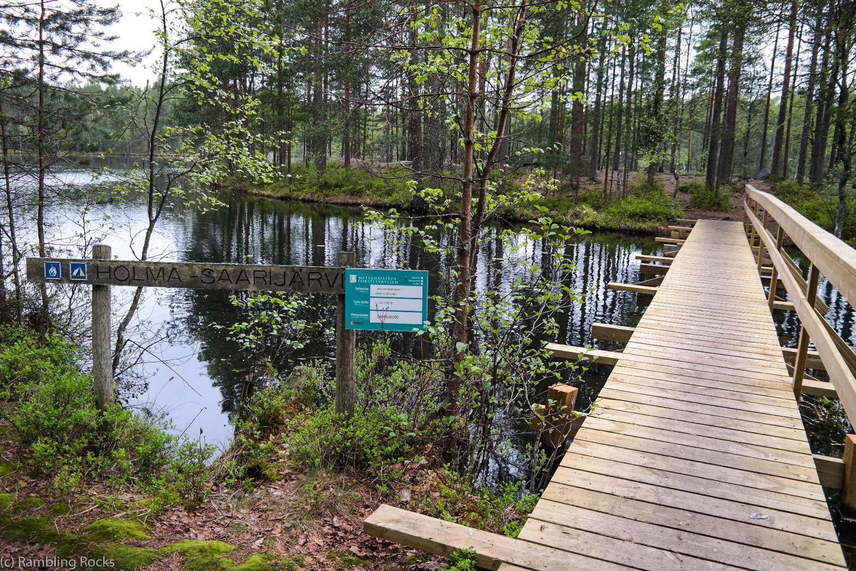 Holma-Saarijärvi