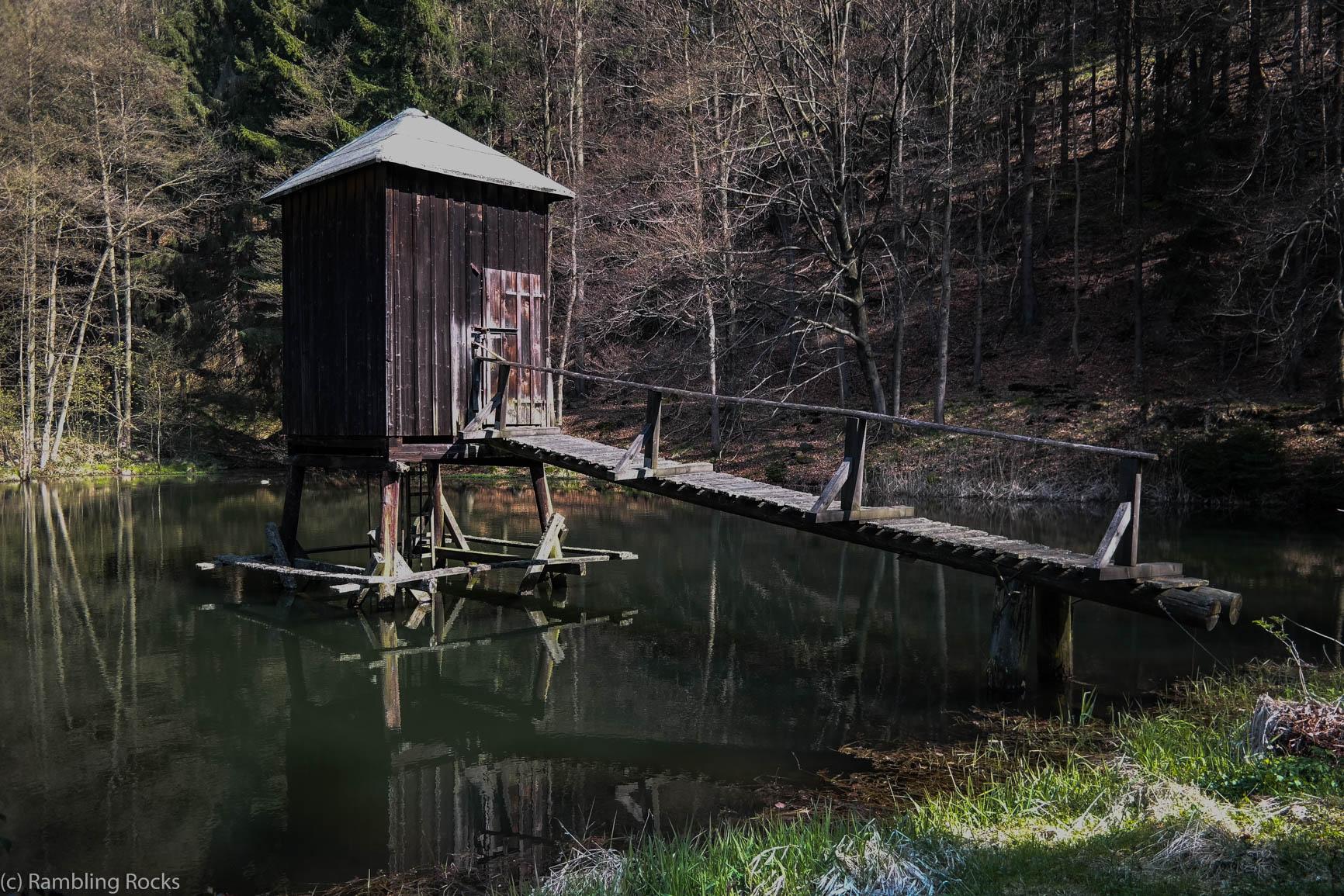 Striegelhaus im Harz