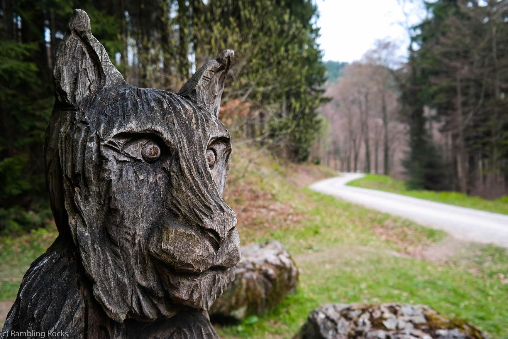 Luchsstein Harz