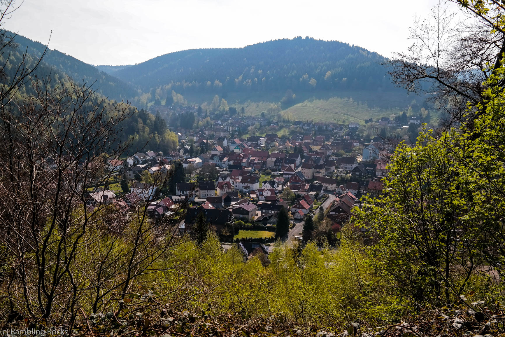Lauthental im Harz