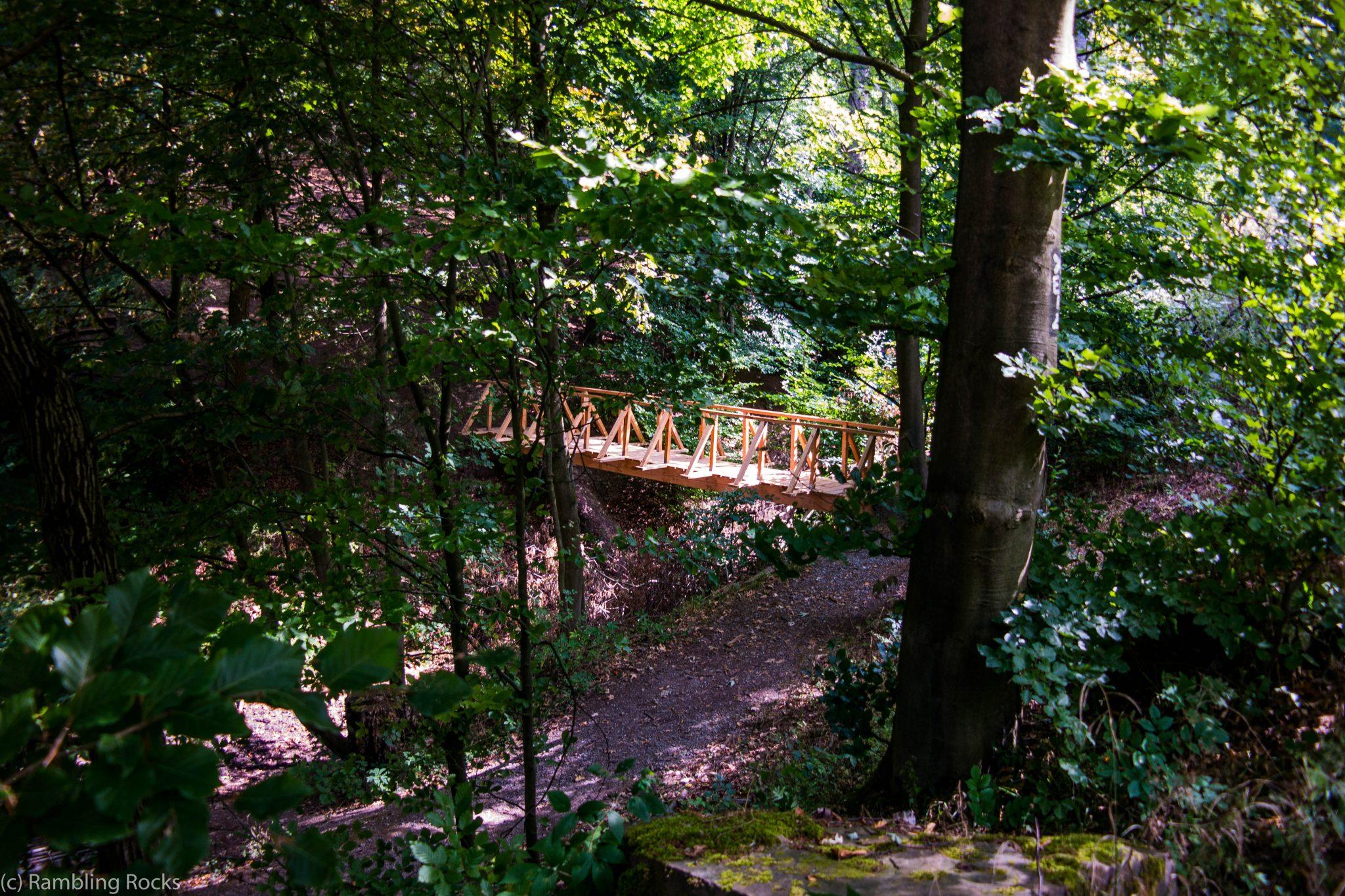 Teufelsbrücke Deister