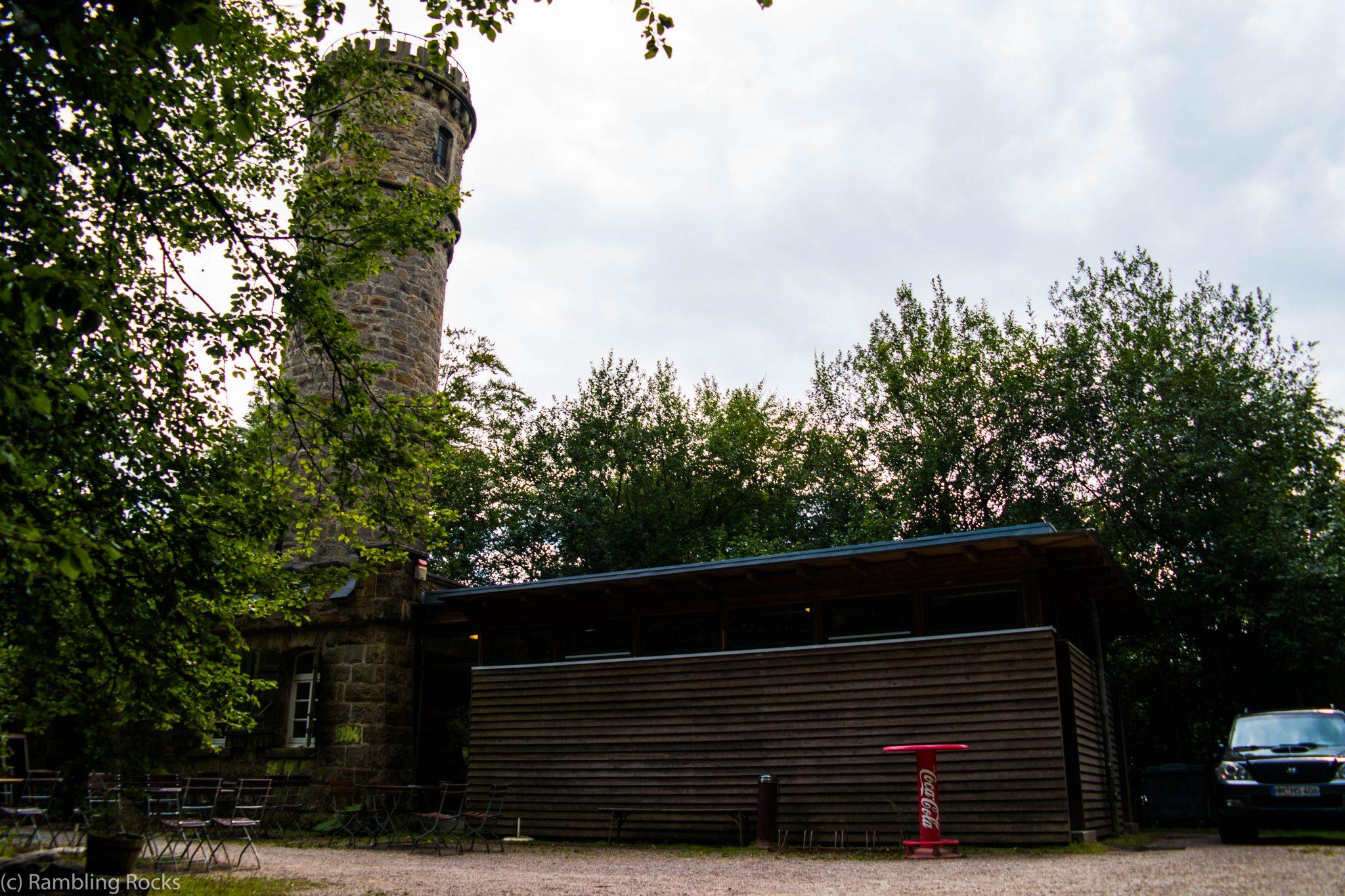 Waldgaststätte Nordmannturm