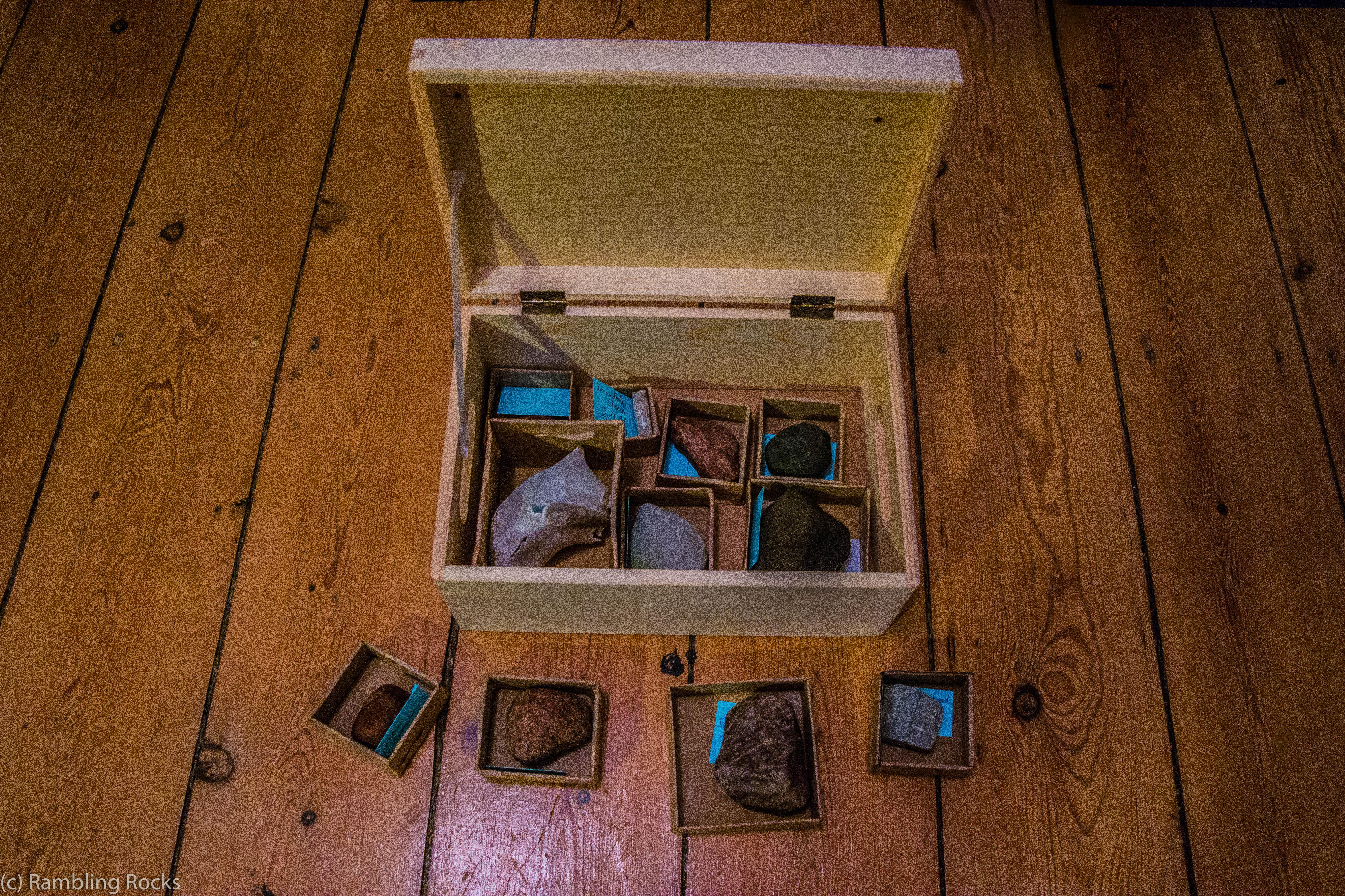 Minimalist Sammlung