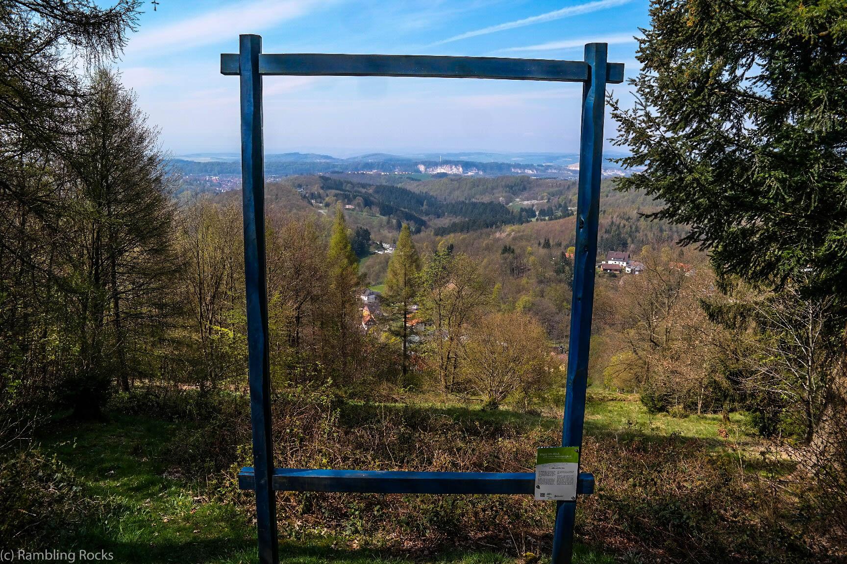 Harzfenster